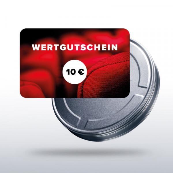 Wertgutschein 10 € - Standard