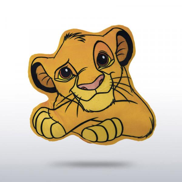 König der Löwen - Simba Deko-Kissen