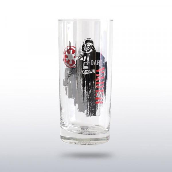 Star Wars - Glas Darth Vader
