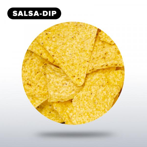 Nachos Tüte - 4x Salsa