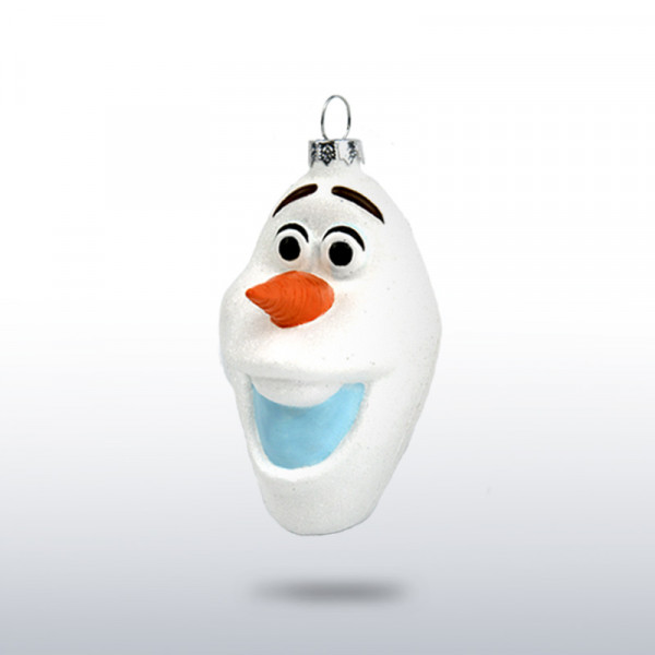 Christbaumkugel Olaf